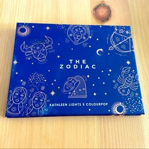 Colourpop x Kathleen Lights Zodiac Palette